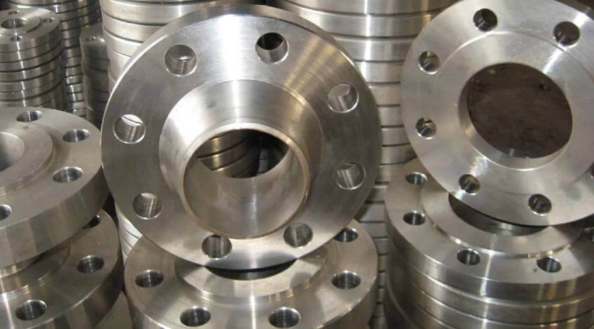 Aluminium Alloy 7075 Flanges