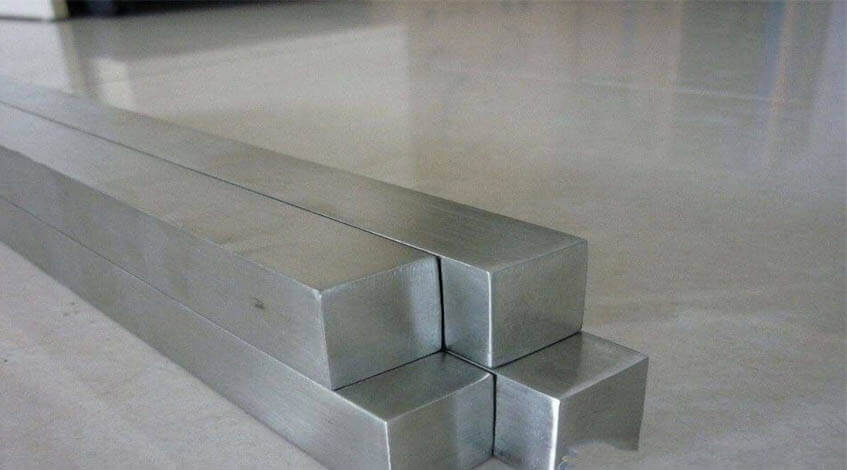 Aluminium Alloy 1050 Square Bars