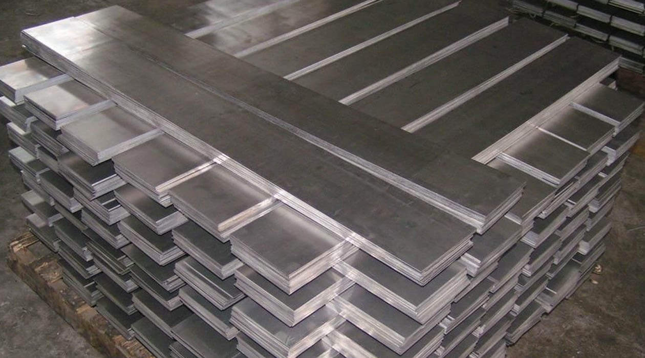 Aluminium Alloy 2014 Flat Bars