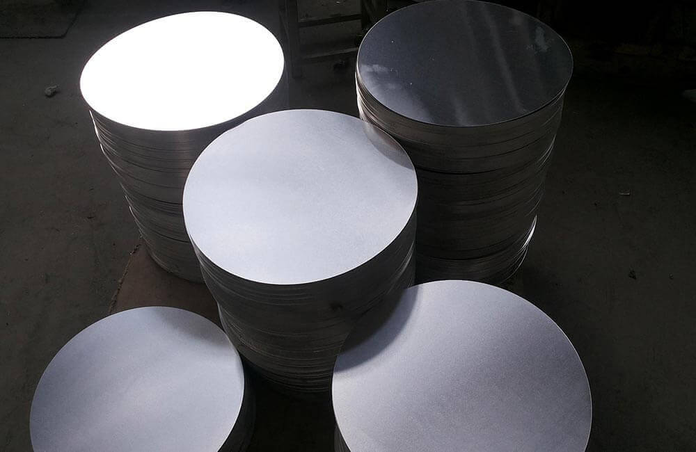 Aluminium 6083 Cold Rolled Circles