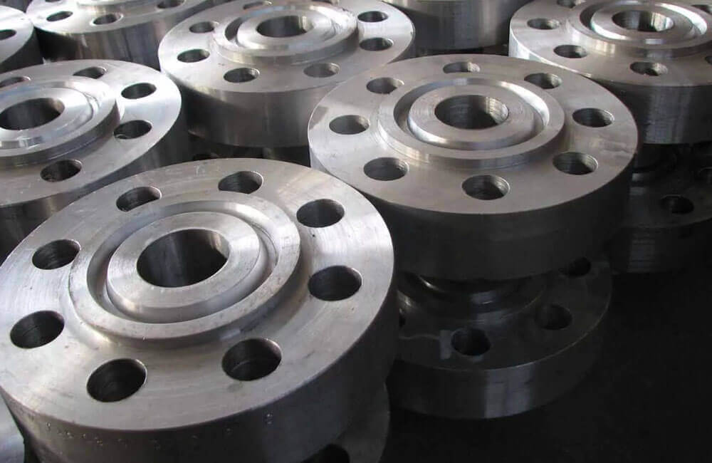 Aluminium 7075 Blind Flanges