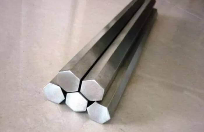 Aluminium 7050 Cold Rolled Hex Bars