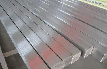 Aluminium 2017 Cold Rolled Square Bars