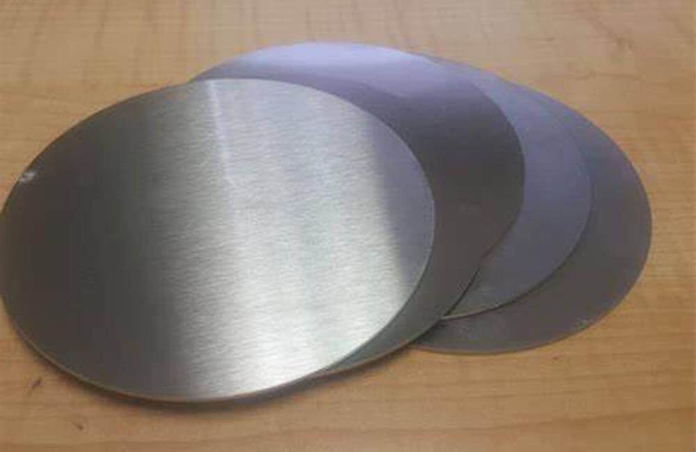 Aluminium 6083 Hot Rolled Circles