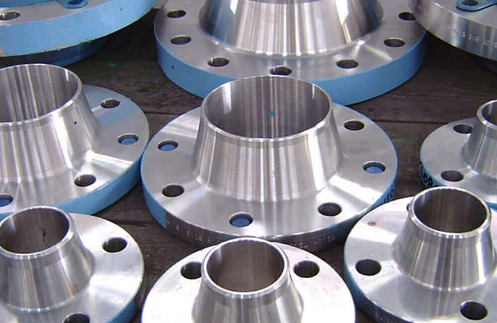 Aluminium 7075 Slip on Flanges