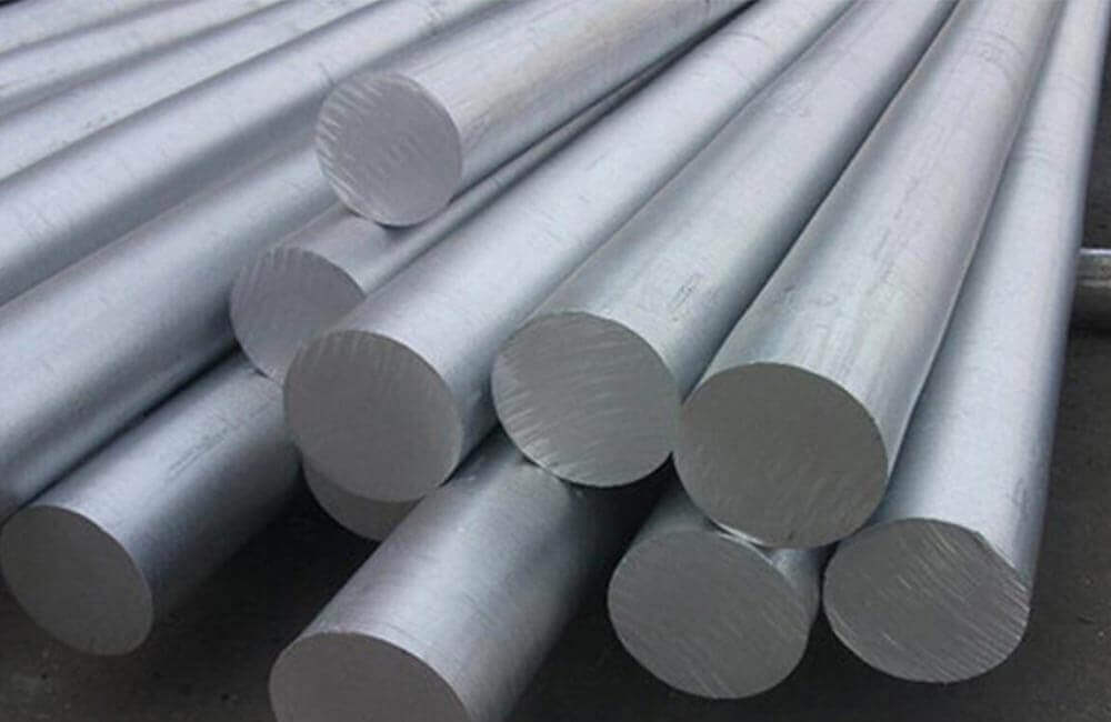 Aluminium 1100 Hot Rolled Round Bars