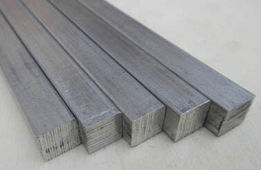Aluminium 2017 Hot Rolled Square Bars