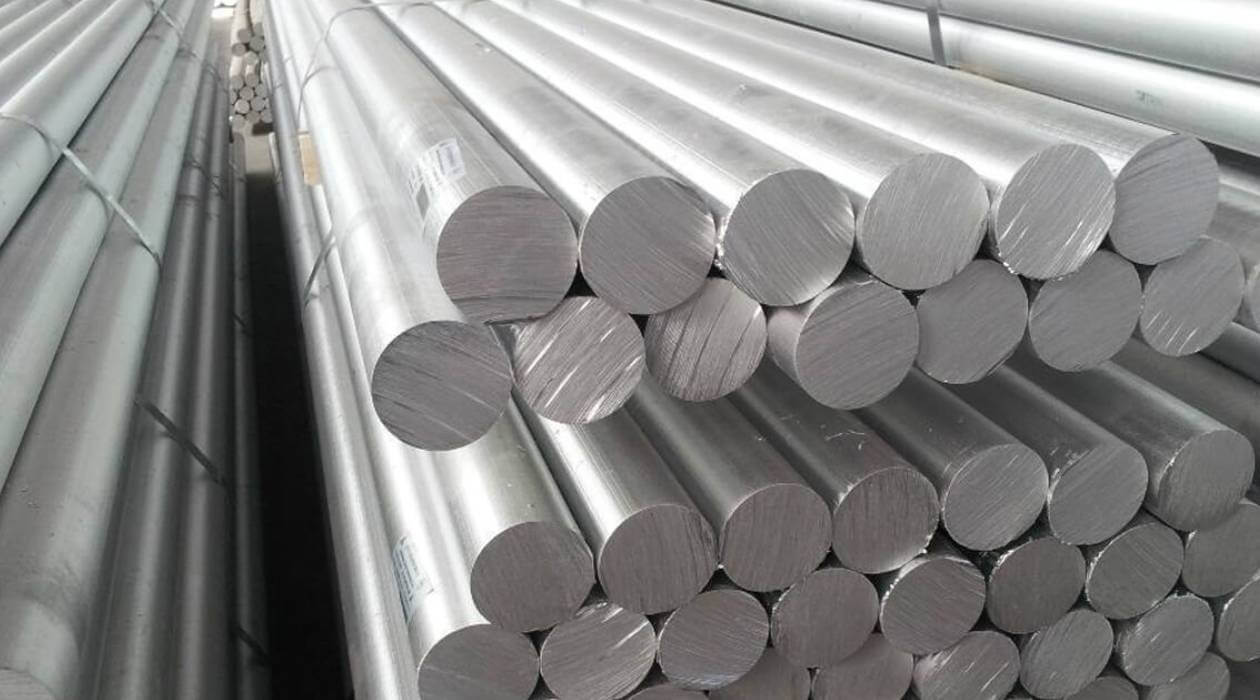 Aluminium Alloy 2017 Hollow Bars