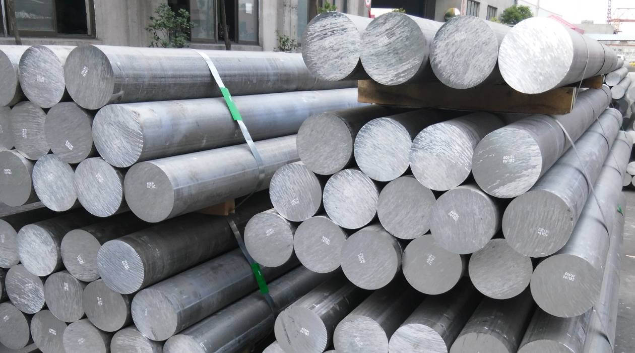 Aluminium Alloy 6082 Hollow Bars